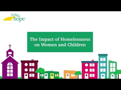 Impact of Homelessness on Women and Children