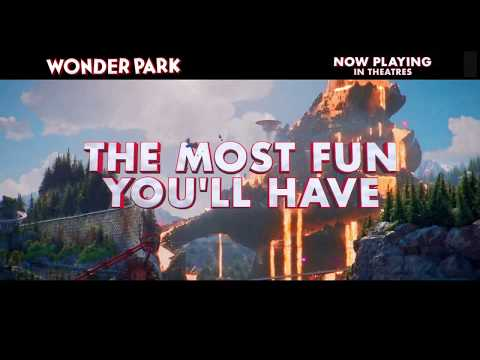 Wonder Park - Now Playing