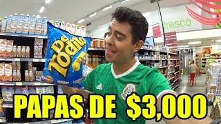 Quieres conocer un SUPERMERCADO en colombia ? MIRA ESTE VIDEO y Comenta que se te hizo mas caro !