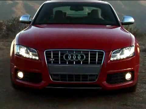 2008 Audi S5 by Edmunds' Inside Line