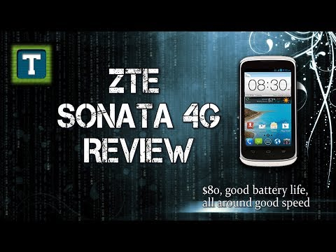 ZTE Sonata 4G Review, Available on Aio Wireless (Part 2)