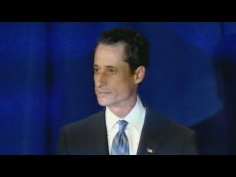 Rep. Anthony Weiner's Sexting Bombshell (видео)