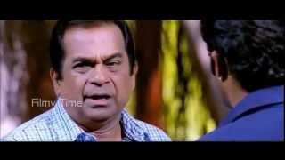 Baadshah Comedy Scenes - NTR, Kajal, Brahmanandam, Nassar