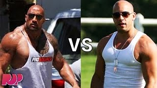 Nonton The Rock And Vin Diesel FIGHTING On The Set Of Fast 8 Film Subtitle Indonesia Streaming Movie Download