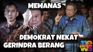 Video Manuver Ne (ka) t Partai Demokrat Bikin Gerindra Be (ra) ng, Akhirnya Memanas Saling Se (ra) ng MP3, 3GP, MP4, WEBM, AVI, FLV Februari 2019