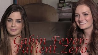 Nonton Dp 30  Cabin Fever  Patient Zero  Lydia Hearst   Jillian Murray Film Subtitle Indonesia Streaming Movie Download