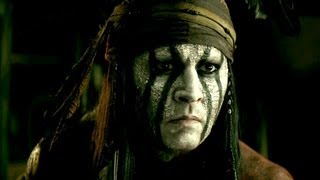 The Lone Ranger Bande Annonce VOSTFR