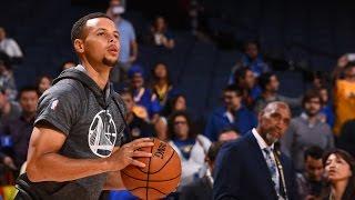 Steph Scores 35 in Preseason Finale by NBA