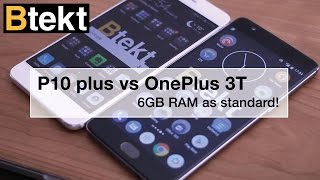 Video Huawei P10 Plus vs OnePlus 3T: iThought it was an iPhone too :/ MP3, 3GP, MP4, WEBM, AVI, FLV Januari 2019