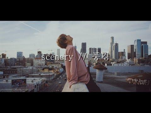 SCENERY / 풍경 - TAEHYUNG/V of BTS ; Hangul/Romanized/English Lyrics