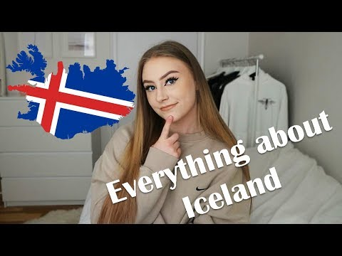 Answering your questions about Iceland! + speaking icelandic! (видео)