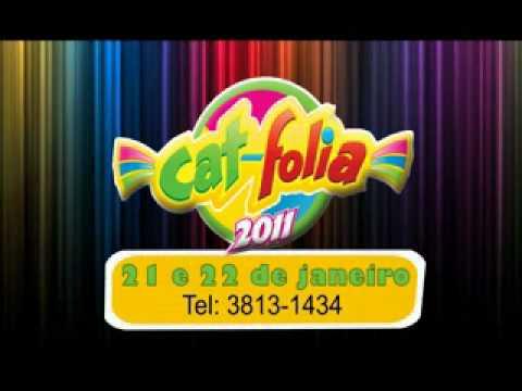 Divulgação do Cat Folia em Catuti - mg Na Inter Tv