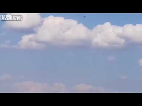 МиГ-29 чуть не рухнул