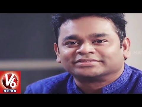 Music Director AR Rahman Shocking Tweets On MeToo Movement   Chennai   V6 News
