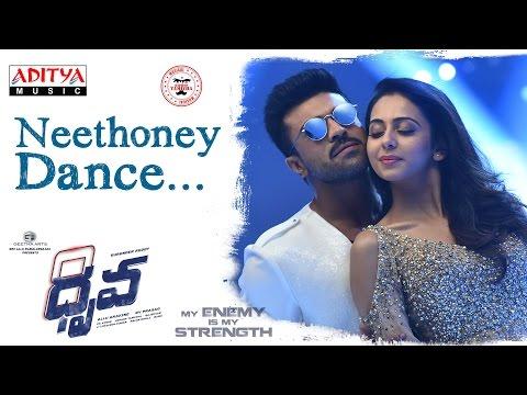 Video Neethoney Dance Full Song II Dhruva Songs | Ram Charan,Rakul Preet | HipHopTamizha download in MP3, 3GP, MP4, WEBM, AVI, FLV January 2017