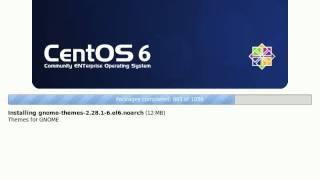 Install CentOS 6