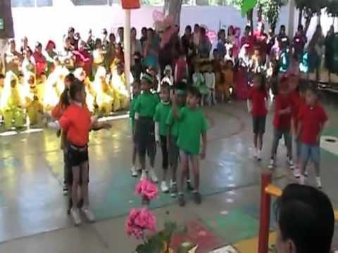 tlaba ritmica en preescolar. Danza Kuduro