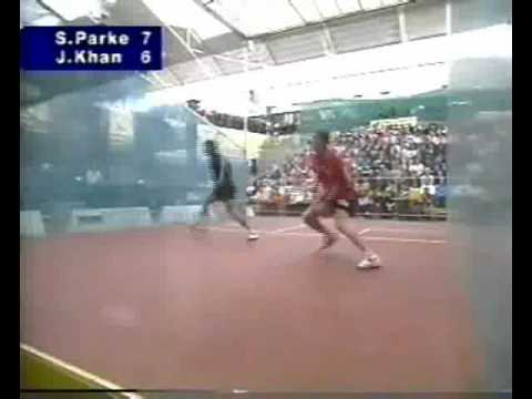 SQUASH: Jansher Khan – The Control
