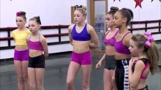 Dance Moms- Group Rehearsal for Bollywood and Vine