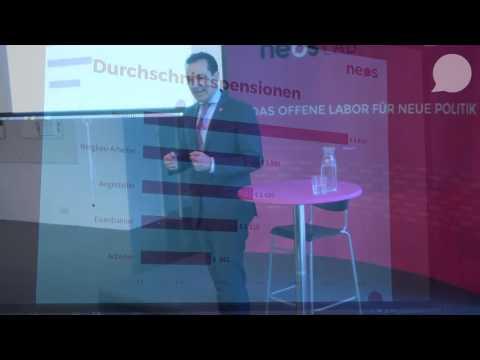 Video-Tipp - NEOS Lab Talk: Sind unsere Pensionen sicher?