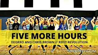 "Video ""Five More Hours"" 