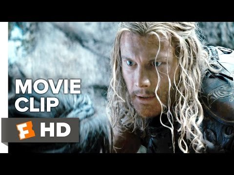 Northmen: A Viking Saga Movie CLIP - We Wait (2015) - Viking Epic Movie HD