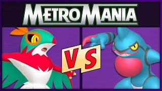 MetroMania Season 9 Heat 1   Hawlucha vs Toxicroak (SwSh Metronome Battle Tournament) by Ace Trainer Liam