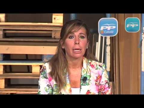 Sánchez-Camacho: El PP siempre ha creído en los autónomos, en las PYMES y en los jóvenes
