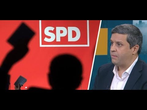 """Raed Saleh (SPD): """"Zur Zeit wirkt die Parteiführung kop ..."""