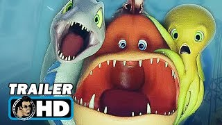 Nonton Deep Official Trailer  1  2017  Animated Adventure Movie Hd Film Subtitle Indonesia Streaming Movie Download