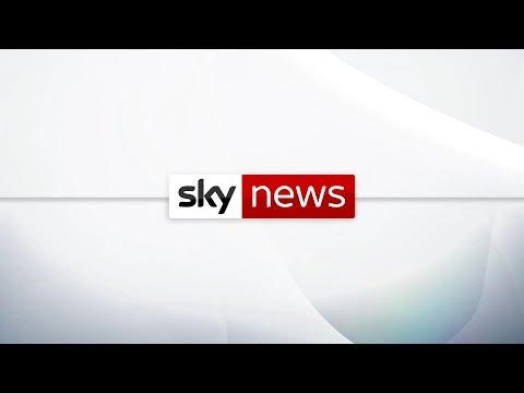 Großbritannien - Sky News - 24-Stunden-Nachrichtenkanal - Live