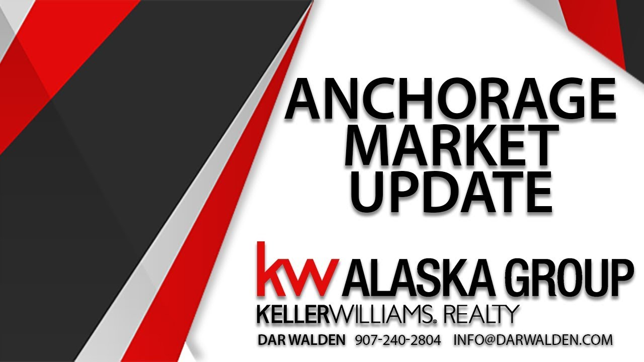 What Are We Seeing in the Anchorage Area Market?