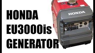 6. Honda EU3000is Generator