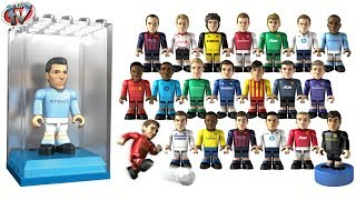 Sports Stars Football Series 2 Mystery Minifigures Blind Pack Toy Review, Character