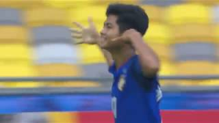 Video Thailand 4-2 Malaysia (AFC U16 Malaysia 2018 : Group Stage) MP3, 3GP, MP4, WEBM, AVI, FLV September 2018