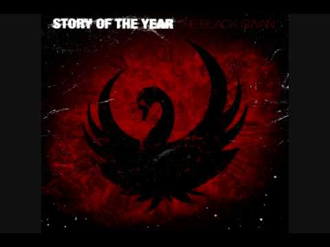 Tekst piosenki Story Of The Year - The Black Swan po polsku
