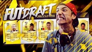 PRIMO DRAFT SU FIFA 17 E SUCCEDE L' INCREDIBILE !!!
