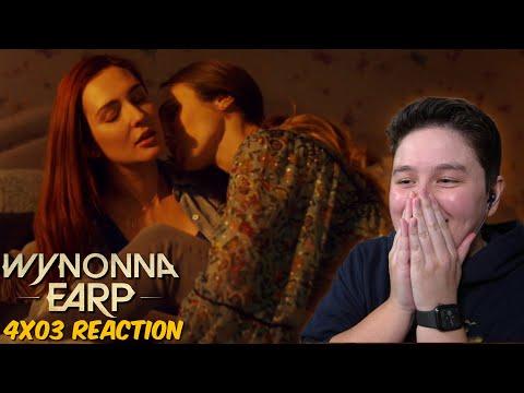 WayHaught!! Wynonna Earp 4x03 Reaction Part 2!