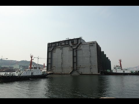 Prelude - It's the moment of truth for the world's first floating liquefied natural gas facility in Geoje, South Korea. After months of construction the Prelude team f...