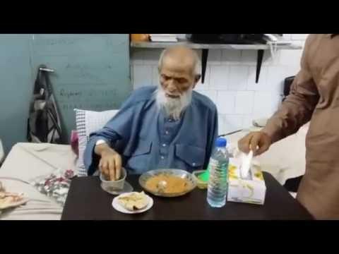 Rare Video of Late Abdul Sattar Edhi Sahab Greatest Person (видео)