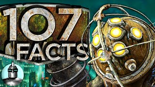 Video 107 BioShock Facts YOU Should Know | The Leaderboard MP3, 3GP, MP4, WEBM, AVI, FLV Juni 2019
