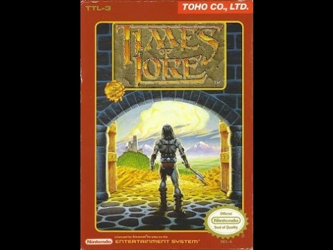 times of lore nes game