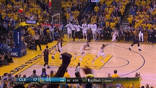 Quarter 1 One Box Video :Warriors Vs. Cavaliers, 5/31/2017