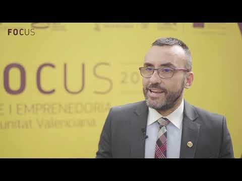 José Benlloch en Focus Pyme y Emprendimiento Comunitat Valenciana 2018
