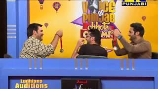 Video Voice Of Punjab Chhota Champ   Sachin & Lakhwinder Fun With Roshan   Ludhiana Auditions 2014 MP3, 3GP, MP4, WEBM, AVI, FLV Agustus 2018