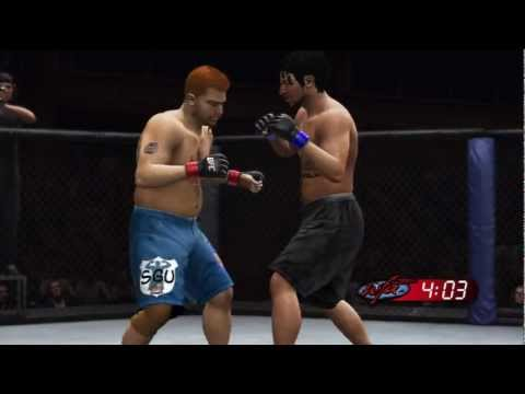 UFC Undisputed 3 gameplay - More UFC Undisputed 3 gameplay before you can buy the game!. A lot of people wanted to see career mode, so here is a 30 minute look at the mode including 2 f...