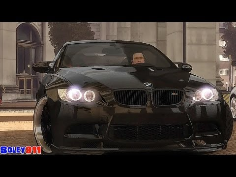 BMW M3 GTA - I made this video to show you the BMW M3 HAMANN E92 mod done by ( iam247 ). Download link: http://www.gta4-mods.com/vehicles/bmw-m3-hamann-e92-f4168 I used a...