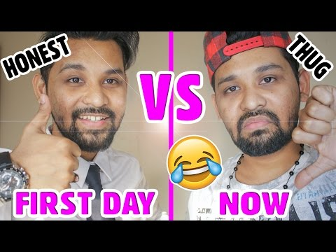 Video First Day At Work VS Now Bangla Funny Video || Raseltopuvlogs download in MP3, 3GP, MP4, WEBM, AVI, FLV January 2017