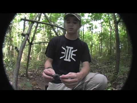 wilderness survival - I finaly got a chance to get out for a few days in the field. This is the first part of a series building a long term primitive camp. We love sustainment ski...