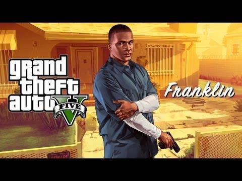 Grand Theft Auto V: Франклин